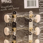 Ping Machine Head 3+3 Plastic Buttons