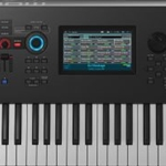 Yamaha Montage6 61Key synth action workstation