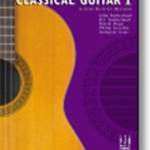 Everybody's Classical Guitar Book 1 w/ CD
