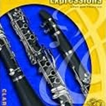 Band Expressions: Clarinet Book 1 w/ CD