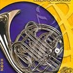 Band Expressions: Horn in F Book 1 w/ CD