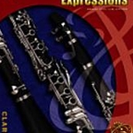Band Expressions: Clarinet Book 2 w/ CD