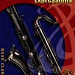Band Expressions: Bass Clarinet Book 2 w/ CD