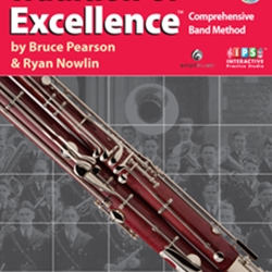 Tradition of Excellence: Bassoon Book 1
