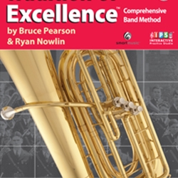 Tradition of Excellence: Eb Tuba Book 1