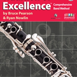 Tradition of Excellence: Clarinet Book 1